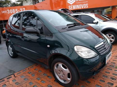 2003 mercedes-benz classe a 160 classic 1.6 basico