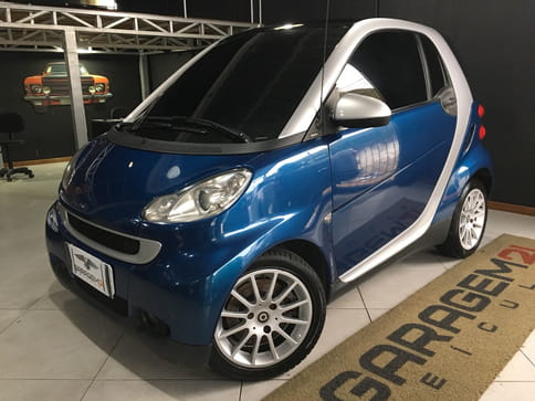 2010 SMART FORTWO COUPE MHD 1.0