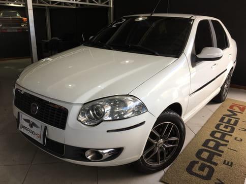 2012 FIAT SIENA 1.4 8v 4P