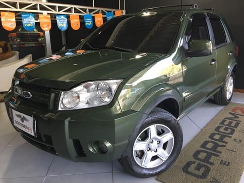 2009 ford ecosport xlt 2.0 16v 4p