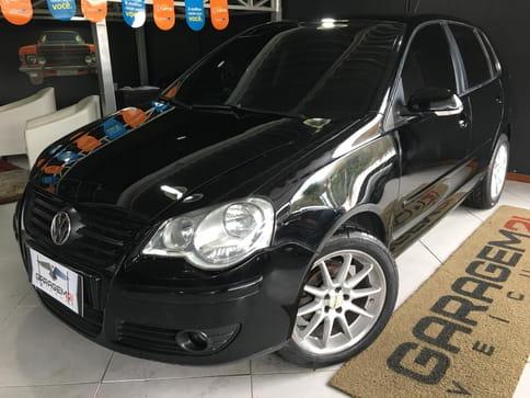 2011 volkswagen polo hatch 1.6 8v 4p
