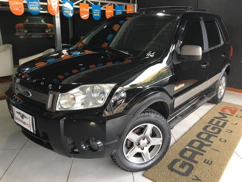 2009 ford ecosport xlt 1.6 8v 4p