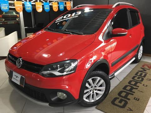 2013 volkswagen crossfox 1.6 gii flex aut