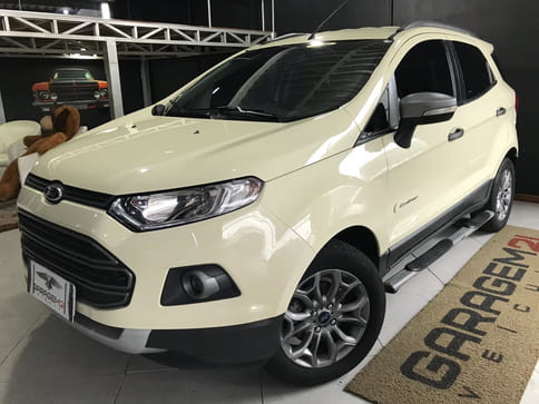 2015 ford ecosport freestyle 2.0 aut