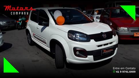 FIAT UNO SPORTING 1.3 FLEX 8V 5P