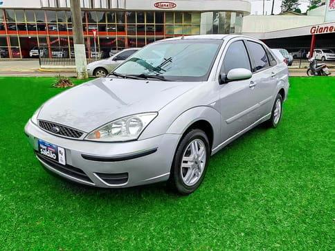 2005 ford focus sedan glx 1.6 8v 4p