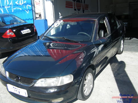 1998 chevrolet vectra gl 2.2 mpfi 4p