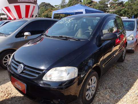 2007 volkswagen fox 1.0 mi 8v total flex 2p