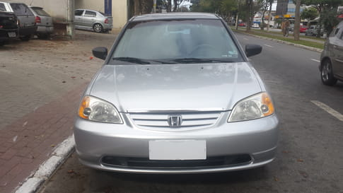 2001 honda civic lx 1.7 16v