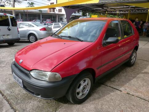 1997 FIAT PALIO 1.6mpi 16V 4P