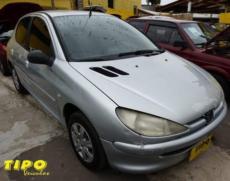 2004 peugeot 206 hatch selection 1.0 16v basico