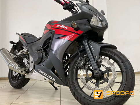 HONDA CBR 500R ABS
