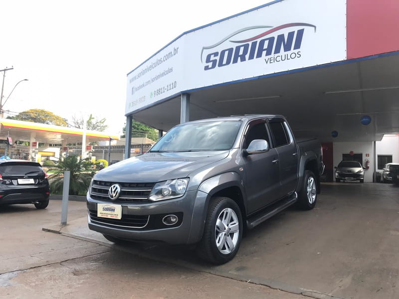 VOLKSWAGEN AMAROK HIGHLINE CD