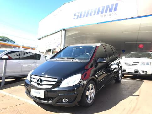2010 mercedes-benz b 180 1.7 8v gasolina 4p automatico
