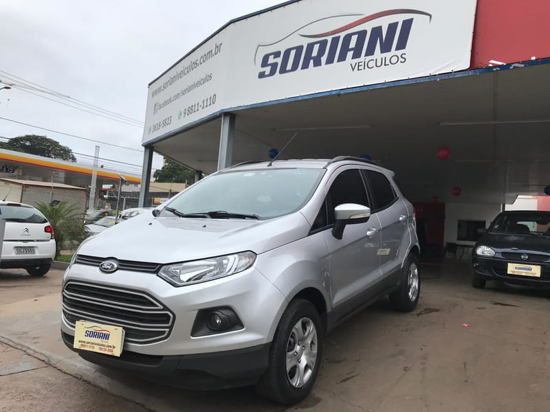 FORD ECOSPORT FREESTYLE 2.0 16V FLEX 5P AUT