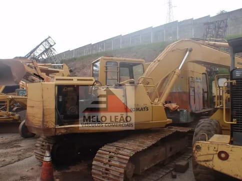1999 komatsu escavadeira pc 150