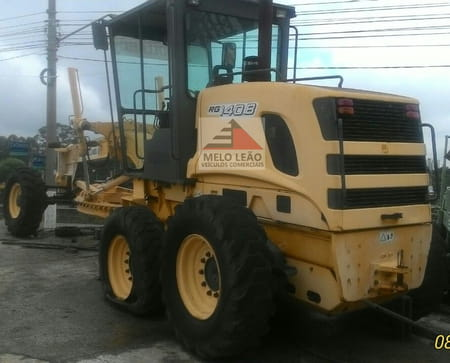 2011 new holland patrol rg 140b