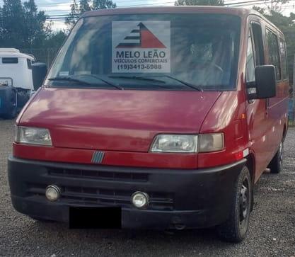 1998 FIAT DUCATO MINIBUS Van 2.8 4P