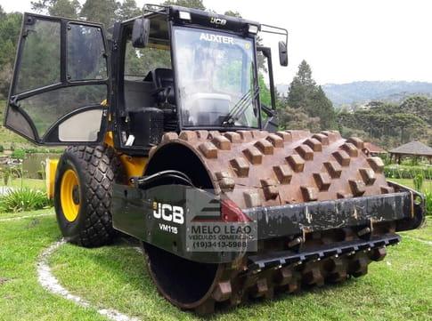2010 JCB ROLO COMPACTADOR VM 115