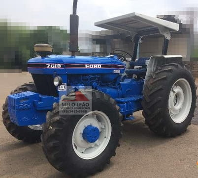 1990 new holland 7610 4x4