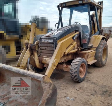 1998 caterpillar retroescavadeira 416c
