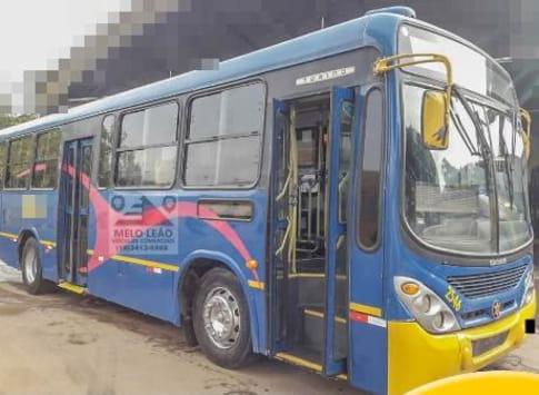 2009 marcopolo onibus urbano torino