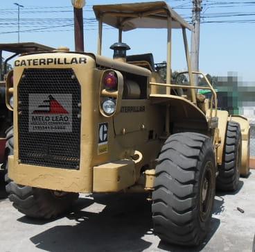 1978 caterpillar pa carregadeira 966c