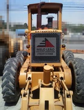 1985 caterpillar motoniveladora patrol 140b