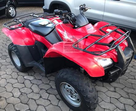 2013 fourtrax 420 cc 4x4