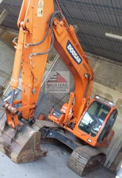 2011 doosan escavadeira dx180 lc