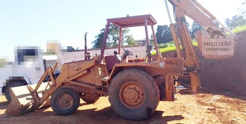 1994 case retroescavadeira 580