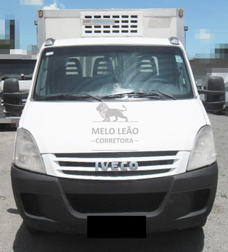 2009 iveco daily 55c16