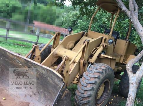 1986 caterpillar pa carregadeira de rodas cat 930