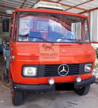 1978 mercedes-benz 608 4x2 2p
