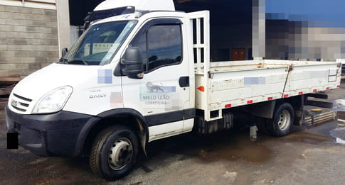 2008 iveco daily 70c16
