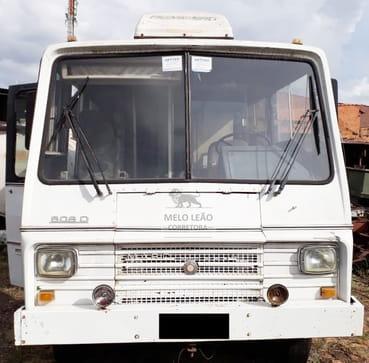 1980 mercedes-benz lo-608  2p