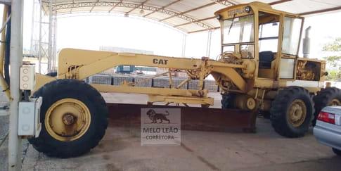 1990 caterpillar motoniveladora patrol 140b