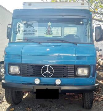 1980 mercedes-benz 608 4x2 2p