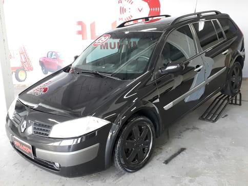 2009 renault megane grand tour dynamique 2.0 16v aut.