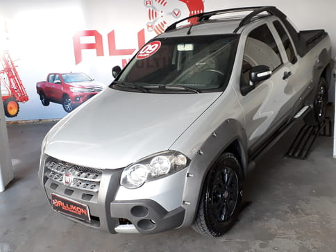 2009 FIAT STRADA ADVENTURE LOCKER CE 1.8