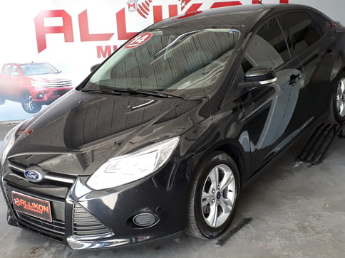 2014 FORD FOCUS 2.0 SE PLUS 16V FLEX 4P POWERSHIFT