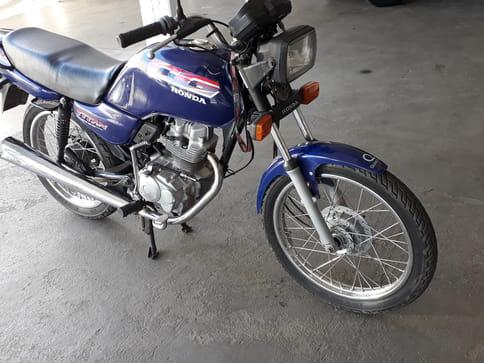 1996 HONDA CG 125 TITAN