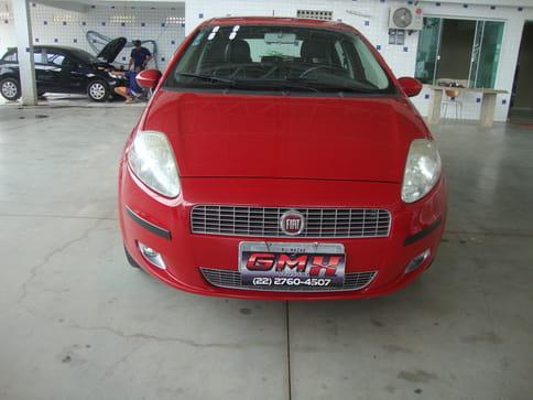 2011 FIAT PUNTO ESSENCE 1.6 16V FLEX MEC.