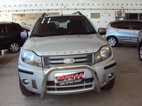 2011 ford ecosport fsl 1.6 flex