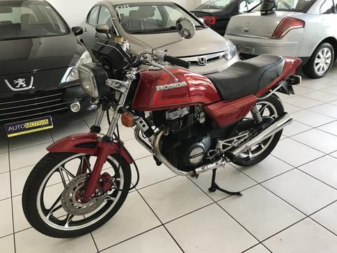 1985 HONDA CB 450