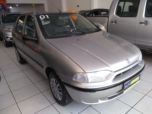 2001 fiat palio young 1.0mpi fire 4p