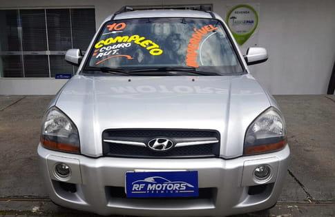 2010 hyundai tucson gls 2.0