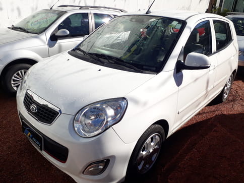 2011 kia picanto ex3 1.0 manual