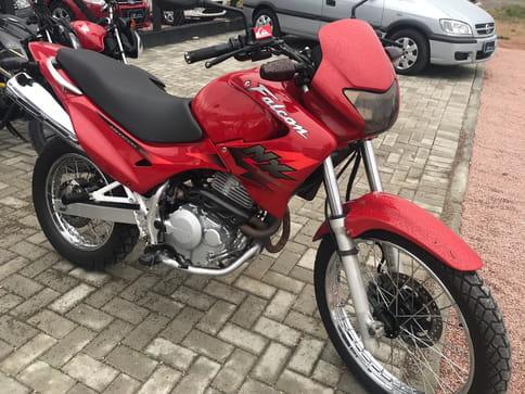 2000 honda nx-4 falcon 400