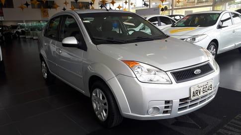 2009 ford fiesta sedan 1.0